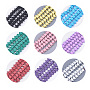 8mm Mixed Color Star Non-magnetic Hematite Beads(G-T116-21-M)