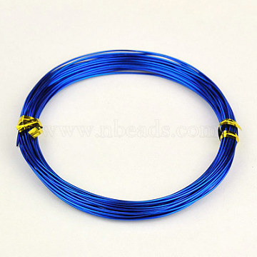 0.8mm Blue Aluminum Wire
