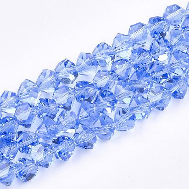 Chapelets de perles en verre(GLAA-T006-06A-09)-1