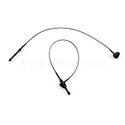 Attaches de câble pp, attaches autobloquantes, liens zip, noir, 135mm(TOOL-R023-135mm-01A)