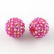 AB-Color Resin Rhinestone Beads(RESI-S315-12x14-09)-1