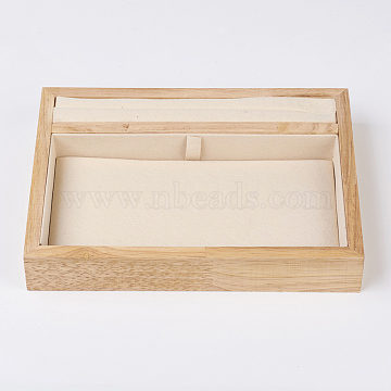 PeachPuff Wood Presentation Boxes