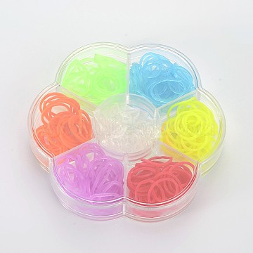 Mixed Color Rubber Band