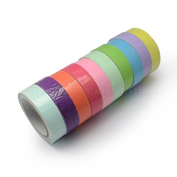 10mm Mixed Color Cotton Thread & Cord
