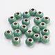 Synthetic Turquoise European Beads(G-E457-07B)-2