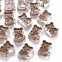 Camel Bear Acrylic Beads(MACR-S374-07A-01)