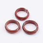 Red Jasper Finger Rings(X-RJEW-F069-02)