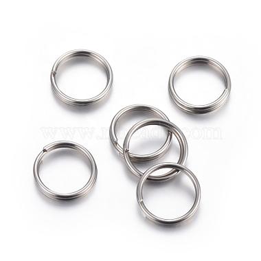 Stainless Steel Color Ring Stainless Steel Split Rings