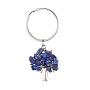 Arbre Lapis Lazuli Porte-clés(KEYC-JKC00219-07)