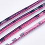 3mm HotPink Cloth Thread & Cord(OCOR-T013-02B)