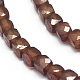 Natural Garnet Beads Strands(G-D0003-B12)-3
