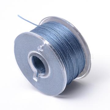 0.1mm SteelBlue Polyacrylonitrile Fiber Thread & Cord