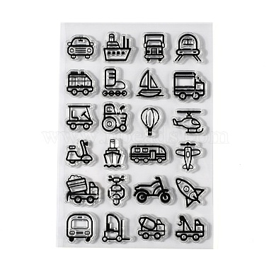 Silicone Stamps(DIY-K021-D01)-1