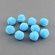 Perles rondes pompon de laine(X-AJEW-S006-2mm-06)-1