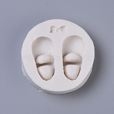 LightGrey Shoes Silicone