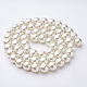 Glass Pearl Beads Strands(HY14mm81)-1