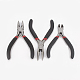 45# Carbon Steel Jewelry Plier Sets(PT-T001-04)-2