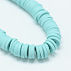 Handmade Polymer Clay Heishi Beads(X-CLAY-T002-6mm-28)-3