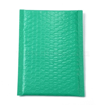 Self Seal Poly Bubble Mailer, Bubble Lined Bags, for Shipping/ Packaging/Mailing, Rectangle, Medium Aquamarine, 7-1/8x5-1/8x1/8 inches(18x13x0.4cm)(X-PE-I001-01A)