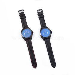 """Наручные часы высокого качества, кварцевые часы, Голова из сплава, разноцветные, 10-1/4"""" (26.1 см); 20x3 мм; смотреть голову: 46x50.5x13 мм(WACH-I017-05)"""