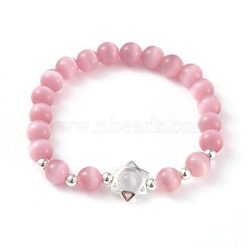 Flamingo Cat Eye Bracelets
