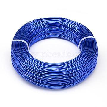 0.8mm RoyalBlue Aluminum Wire