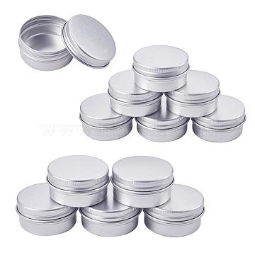 Column Aluminum Jewelry Box