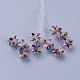 Glass Woven Beads(EGLA-L014-21E)-1