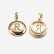 Brass Pendants(KK-K194-R-G-RS)-2