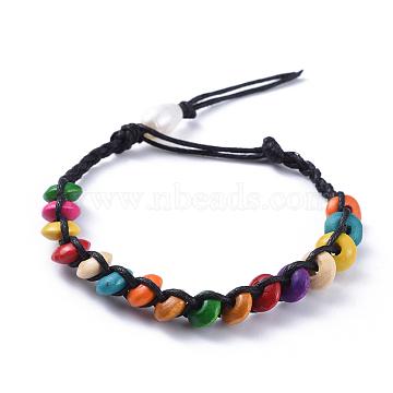 Black Wood Bracelets