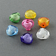 Transparent Acrylic Beads(TACR-S114-12mm-M)-1