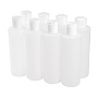 White Plastic Empty Bottle(DIY-PH0020-54)