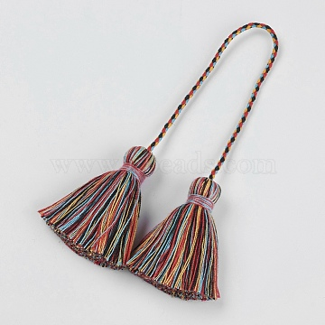 Colorful Nylon Big Pendants