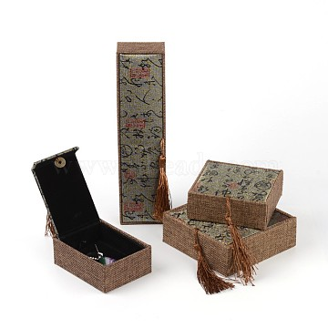 Sienna Cuboid Others Necklace Box