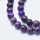 Natural Kunzite/Spodumene Beads Strands(G-E444-40-10mm)-3
