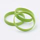 Silicone Wristbands Bracelets(BJEW-J176-01)-1