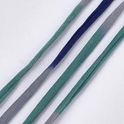 Cordons polyester, colorées, 20~25 mm; 28.5~30 m / rouleau(OCOR-S122-03A)