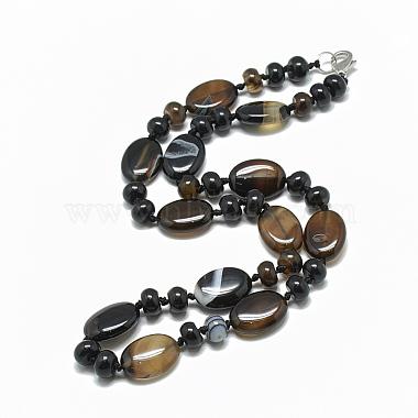 Black Agate Necklaces