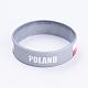 Silicone Wristbands Bracelets(BJEW-K168-01C)-1