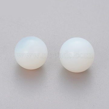 10mm Round Opalite Beads