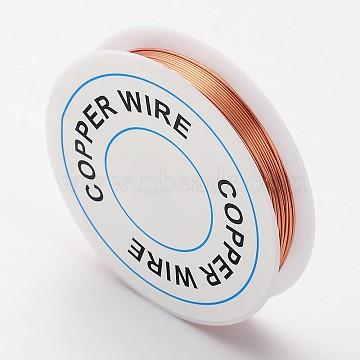 0.6mm Brown Copper Wire
