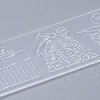Plastic Embossing Folders(X-DIY-P007-D05)-4