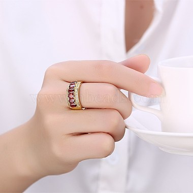 Brass Wide Band Rings(RJEW-BB21865-P-B-6-2)-3
