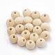 Unfinished Wood Beads(X-WOOD-N002-13A-LF)-1