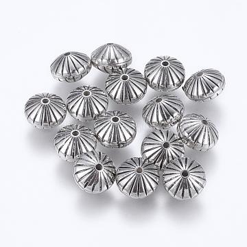 9mm Abacus Acrylic Beads