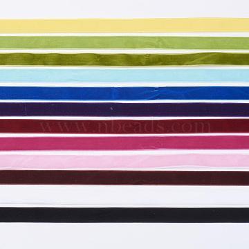 Mixed Color Velvet Thread & Cord