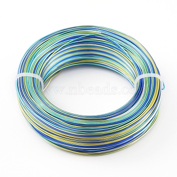 1mm Colorful Aluminum Wire