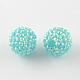 AB-Color Resin Rhinestone Beads(RESI-S315-18x20-14)-1