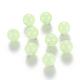 Luminous Acrylic Round Beads(LACR-YW0001-01-4mm)-1