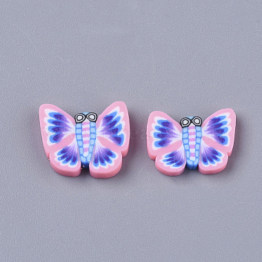 Handmade Polymer Clay Cabochons(X-CLAY-S091-033)-2